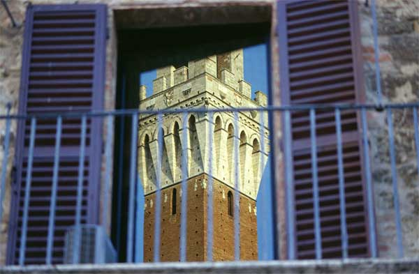 Siena - La finestra siena ...