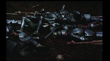 Lancillotto e Ginevra (Lancelot du Lac) - Bresson