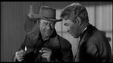 L'uomo che uccise Liberty Valance (The Man Who Shot Liberty Valance) - John Ford: James Stewart, John Wayne