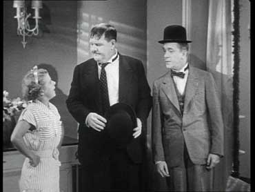 Fratelli di sangue - L'orologio antico (Thicker Than Water) - Laurel & Hardy